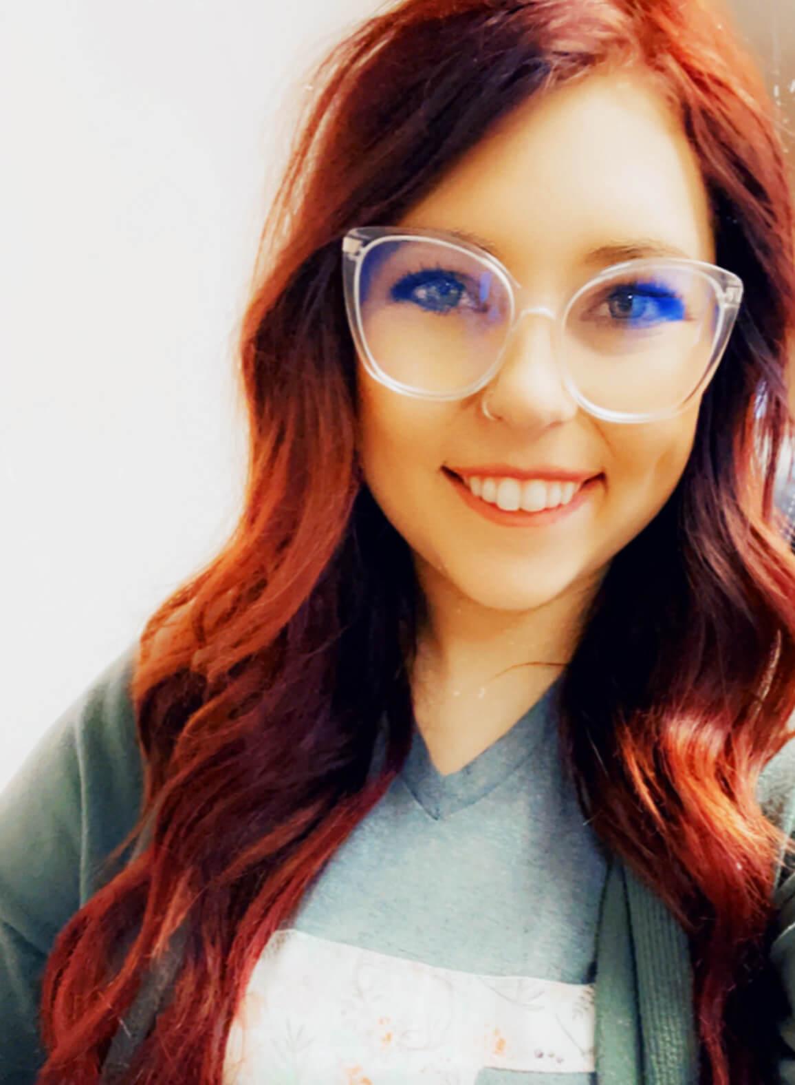 jessica Richardson headshot - health insurance coverage provider in ponca city oklahoma